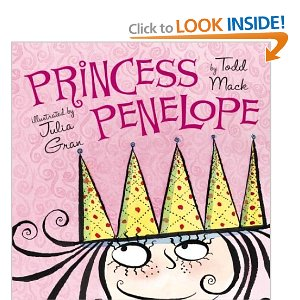 princess penelope book