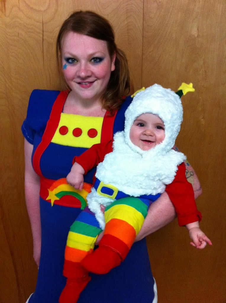 Penelope and I in our costumes ( I still need to make my sleeves)  sc 1 st  Marmalade Forest & My adorable little sprite (vote for her!) - Marmalade Forest